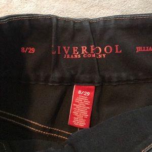Liverpool Jeans Company Jeans - Liverpool stretch jean Jillian 8/29 WORN ONCE